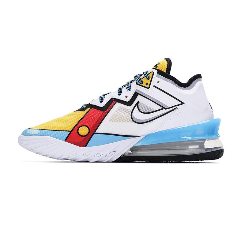 耐克NIKE 男女 詹姆斯18二次元运动鞋实战篮球鞋 CV7564-104