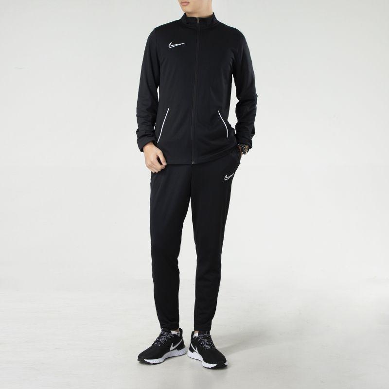 耐克NIKE 男子 2021新款舒适透气休闲运动针织套装 CW6132-010