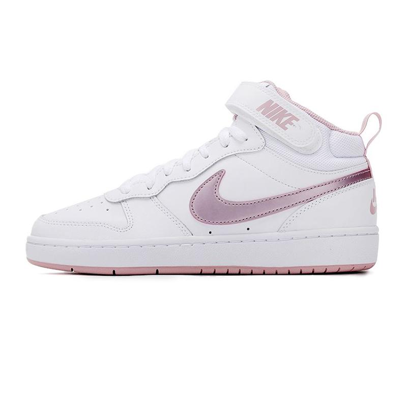 耐克NIKE COURT LEGACY (GS) 儿童  2021新款运动时尚出行减震轻质跑步训练耐磨休闲鞋 CD7782-105