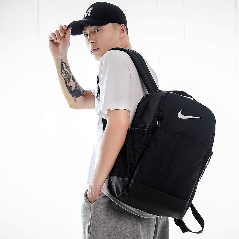 耐克NIKE 中性  户外包旅行包学生书包休闲背包双肩包  BA5954-010