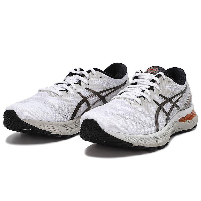 亚瑟士ASICS GEL-NIMBUS 23 男鞋 跑步鞋 路跑 1011B004-100