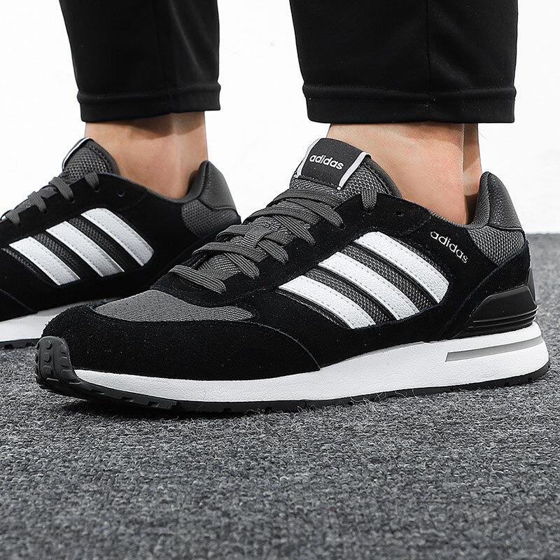 阿迪生活Adidas NEO RUN 80s 男鞋 休闲板鞋 休闲鞋 GV7302