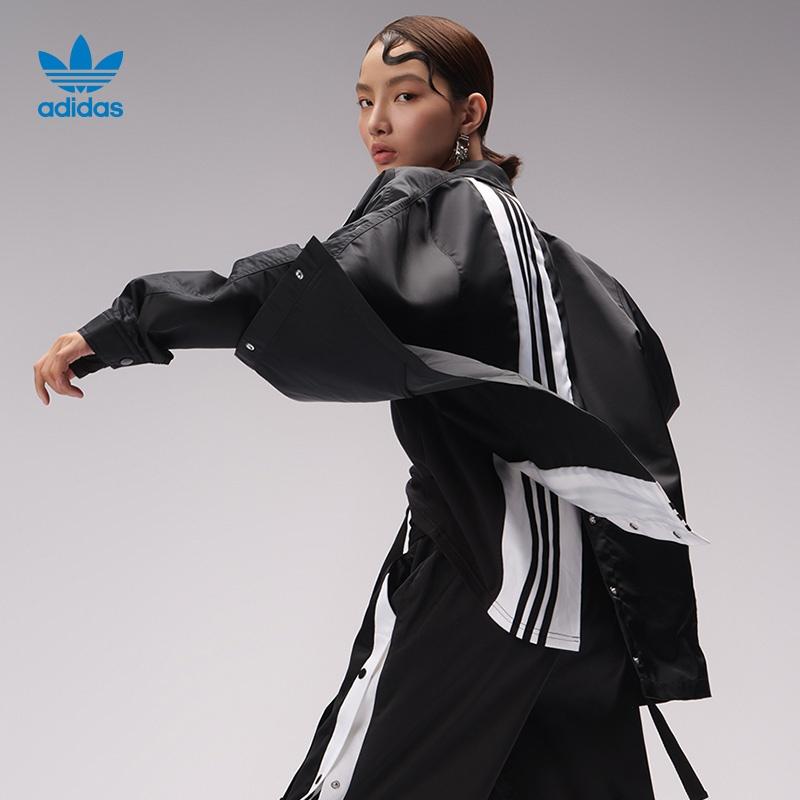 阿迪三叶草ADIDAS JacketAdibreak 女装 夹克 梭织夹克 HC6572