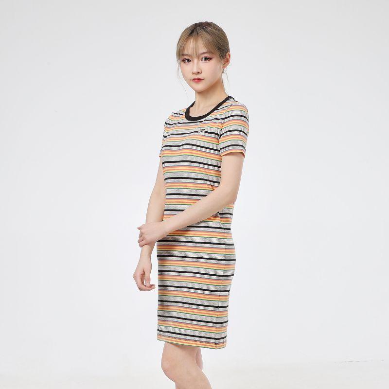 彪马PUMA Downtown Slim Tee Dress 女装 连衣裙 531468-38